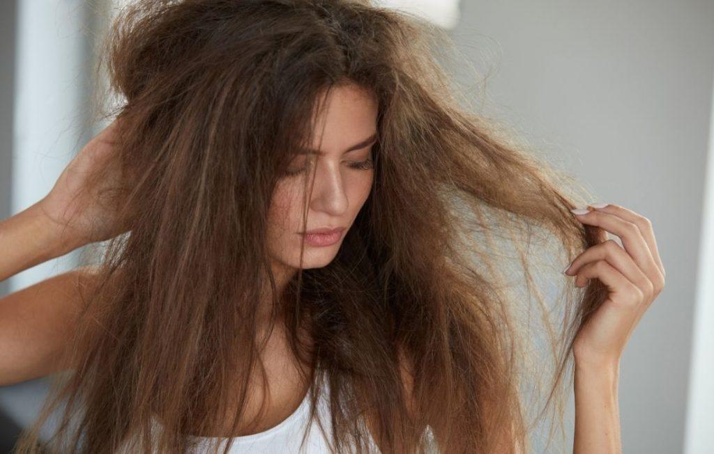 CBD fro dry hair